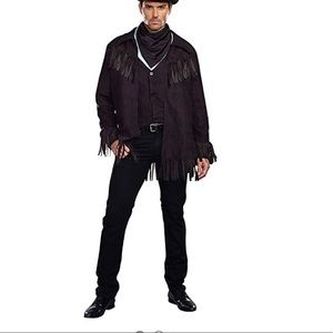 Buck Wild Adult Mens Costume NEW  Sz Large L